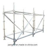 중국 고품질 Hot-DIP 직류 전기를 통한 Kwikstage 시스템 비계