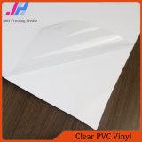 Vinyle de PVC d'espace libre d'impression à l'encre de colorant