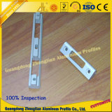 Perfil de aluminio del tubo con talla modificada para requisitos particulares de proceso profunda del CNC