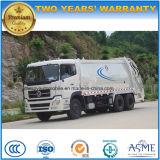 6X4 de aangepaste Prijs van de Vuilnisauto van de Pers van de Wagen van het Afval 195kw 20t