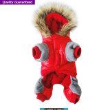 Vêtements élégants de couche de crabot d'usure de Hoodies d'animal familier d'UE