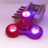 Fs006 금속 LED 고품질을%s 가진 가벼운 알루미늄 합금 싱숭생숭함 방적공 손 방적공
