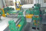 Línea auto máquina de Rewinder de la cortadora de la bobina del metal de la venta caliente