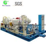 Compresor del aumentador de presión del gas del N2 del gas del nitrógeno para las varias aplicaciones industriales