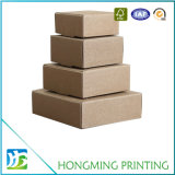 Коробка коробки Brown по-разному размеров дешевая Corrugated