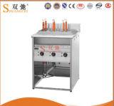 Fornello/alimento automatico che cucina macchina/la stufa di cottura