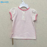 T-shirt bébé fille à la buée Bubble Sleeve