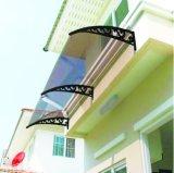 Geschützter im Freienkabinendach-UVschutz für vorderen Veranda-Patio-Farbton