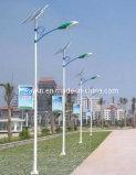 система уличного света 7m 40W СИД солнечная