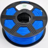filament d'imprimante de l'ABS 3D des couleurs 0.25kg 43 avec le boisseau noir neuf
