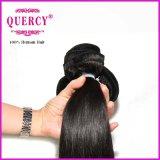 Estensioni nere dei capelli della ragazza 16 pollici di Remy di estensioni indiane diritte dei capelli