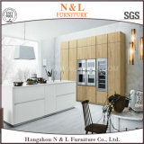 2017新しい現代高い光沢のある木製の食器棚の家具