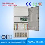 Mecanismo impulsor trifásico de la CA de la alta calidad de V6-H con la operación de Stalbe con la tarjeta 0.4 de Encorder a 3000kw-HD