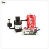 Pequeño compresor de aire eléctrico con la tarjeta de programa piloto variable de la velocidad para el pequeño sistema de bucle flúido