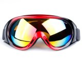 새로운 도매 직업적인 Single-Layer 바람 저항하는 렌즈 스키 유리