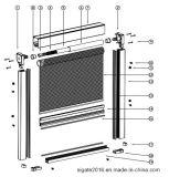 Kit di alluminio dell'asse, universale, schermo dell'insetto