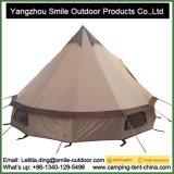 Grande grande tenda insonorizzata di inverno della Bell della tela di canapa