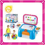 おかしいブロックのおもちゃのブロックの子供のスーツケースのおもちゃ