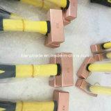 Латунный молоток с раздвоенным хвостом меди молотка с раздвоенным хвостом