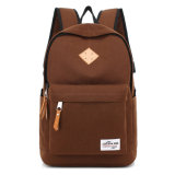 O Casual Schoolbag Backpacking Bolsa de ombro Oxford Double