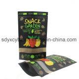 承認されるSGSは茶またはドライフルーツのためのジップロック式の袋かresealable袋を立てる