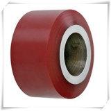 Abrasión modificada para requisitos particulares de los rodillos del poliuretano de la capa de la PU resistente