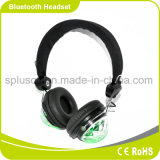 Casque Bluetooth avec casque sans fil LED pour téléphone mobile, iPhone, PC et MP3