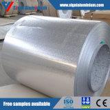 Feuille en aluminium gaufré revêtue de couleur et revêtue de toit