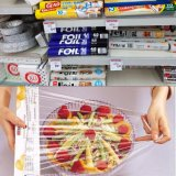Le coffre-fort et la nourriture de forte intensité de PE de cuisine de capacité d'extension s'attachent film d'enveloppe
