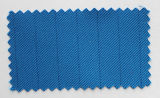 ベストセラーの卸売によってポリエステル物質的な反酸のFabricantiの染められる編まれた100%年のアルカリおよび帯電防止ファブリック