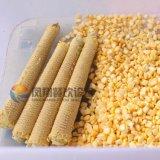 Batteuse automatique industrielle de maïs de maïs, batteuse de maïs