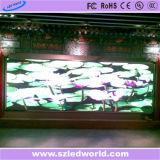 Tarjeta fija a todo color de interior de la muestra de la visualización de LED del alto brillo de SMD para hacer publicidad (P3, P4, P5, P6)