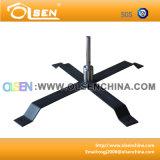 base di traversata del ferro di 65*55cm con un rotatore da 360 gradi