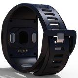 Gesunde Sorgfalt-intelligente Uhr mit 1.54 Zoll-Noten-Bildschirmanzeige u. Doppelbändern Bluetooth u. IP54 wasserdicht