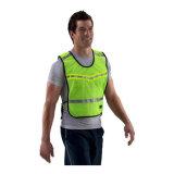 Het aangepaste Weerspiegelende Vest van de Verkeersveiligheid
