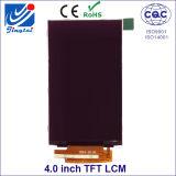 Экран цены 4.0inch LCD фабрики EXW Shenzhen
