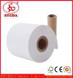 Papier thermosensible populaire de renvoi élevé de 80mm*80mm