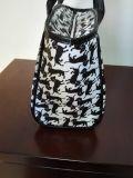 Sacchetto di Tote stampato modo della borsa del dispositivo di raffreddamento del pranzo con il di alluminio