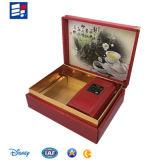 Caja de embalaje de papel de venta caliente para regalo y artesanía