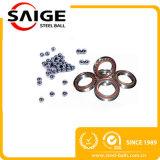 Bille de polissage élevée de l'acier inoxydable AISI304 pour des chasses