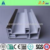 Profils en plastique de PVC de fabrication de la Chine pour Windows et des portes