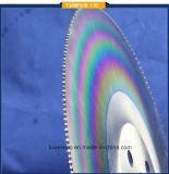 лезвие круглой пилы 350X2.5X32mm HSS M35 для пробки нержавеющей стали вырезывания
