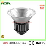 150W luz industrial de la bahía del almacén LED alta