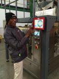 Completa empaquetadora automática de la cremallera