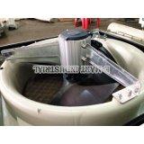 Sistema di raffreddamento di Pevaporative di aria del ventilatore superiore del dispositivo di raffreddamento