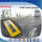 (Intégré avec ALPR, barricades) Uvss sous le système de surveillance de véhicule