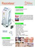 Laserkorea medizinische Dildo Shr IPL des Alexandrite-755nm Laser-Haar-Abbau-Maschine für Verkauf