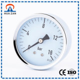 Presión de calibrador montada axial general de la presión absoluta del metal