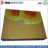 浮彫りにされた光沢のラミネーションが付いている化粧品によって印刷される紙箱
