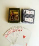 Qualitäts-Spielkarten passten Entwurfs-/Drucken-Firmenzeichen-Fachmann kundenspezifische Spielkarten an
